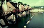 Water barrage