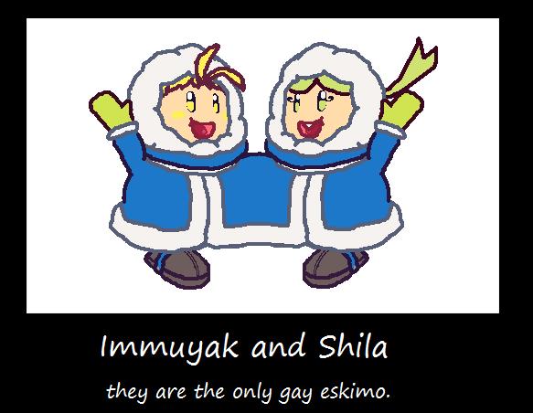Only Gay Eskimo Tenacious D 99