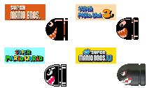 Super Mario Maker DLC Ideas: Banzai Bill by ToxicIsland
