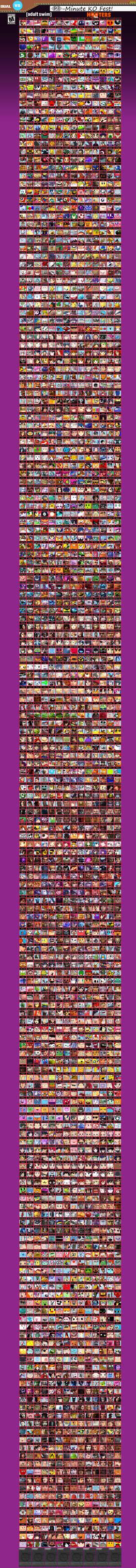Super Smash Bros. Omega Page 2