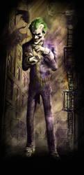Joker - Arkham City by lucas9412