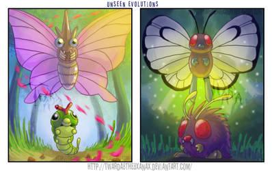 Unseen Evolutions by Twarda8