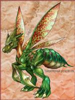 Twarda's Scyther by Twarda8