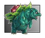 Ivysaur by Twarda8