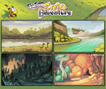 Zniw Adventure - Location Previews