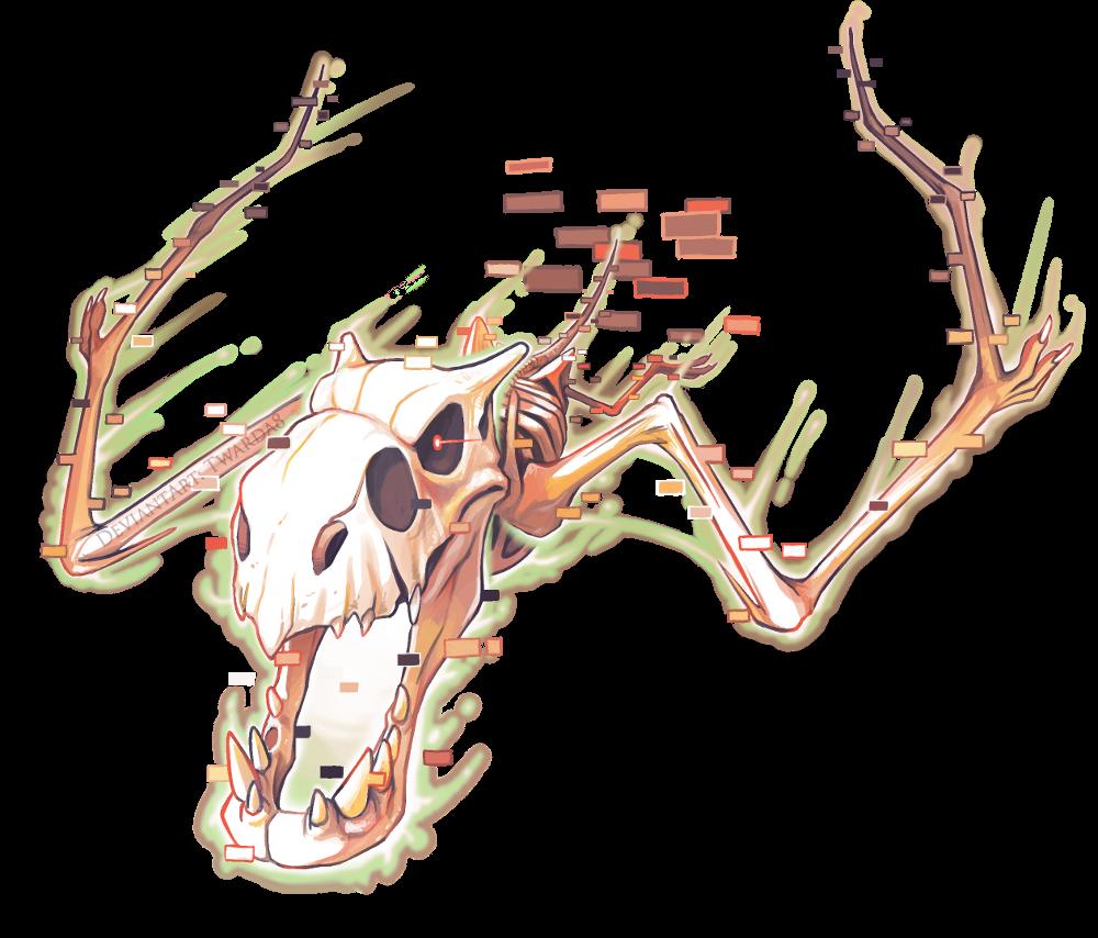 MissingNo. Aerodactyl form by Twarda8