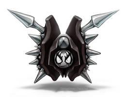 Heavy Metal Cloyster by Twarda8