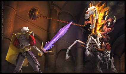 MediEvil: vs Kardok