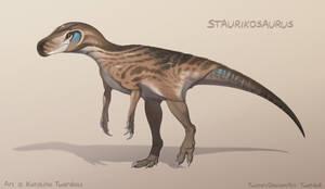 Staurikosaurus protofuzz version