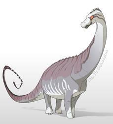 25. Diplodocus