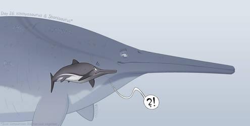 26. Ichthyosaurs
