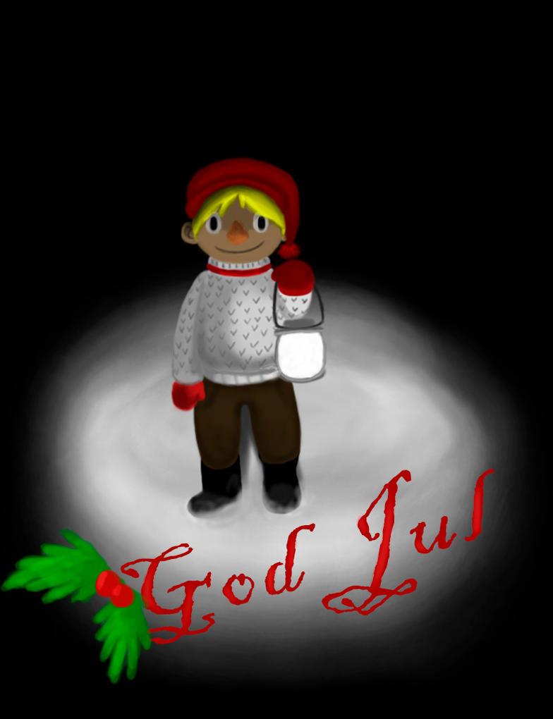 God jul by TommyhHappy