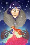 Winter Prince and Spring Princess