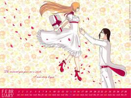 FEBRUARY by kala-k