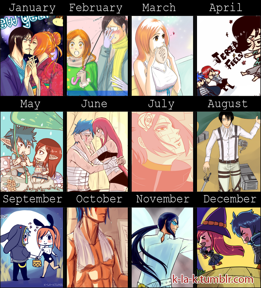 Art Summary2014  by kala-k