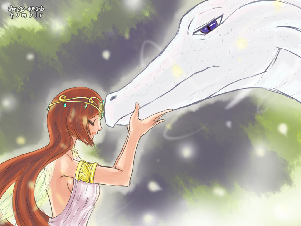 Day 3 - Fantasy by kala-k