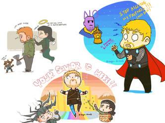 Thor shenanigans