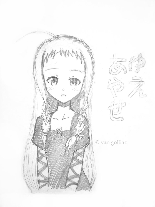 Yue Ayase - NEGIMA by Van-Golliaz
