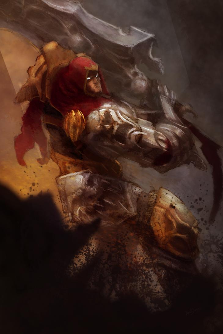 WAR by pixelOgre