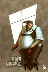 SAM by pixelOgre