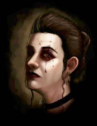 Anna Clara York by pixelOgre