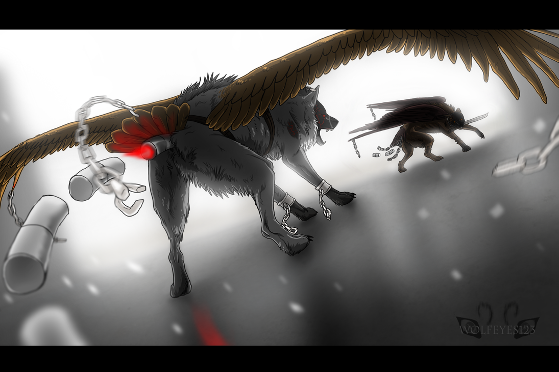 - I WARN YOU - by Wolfeyes123