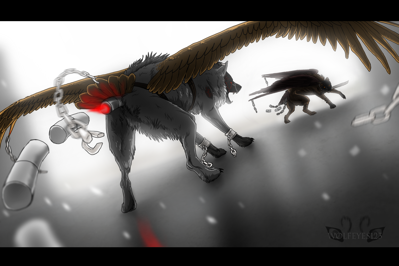 - I WARN YOU - by Wolfeyes123