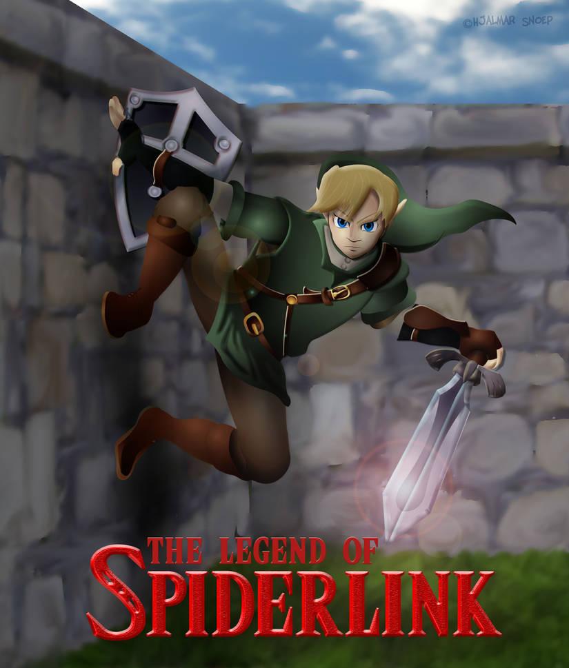 The legend of SPIDERLINK