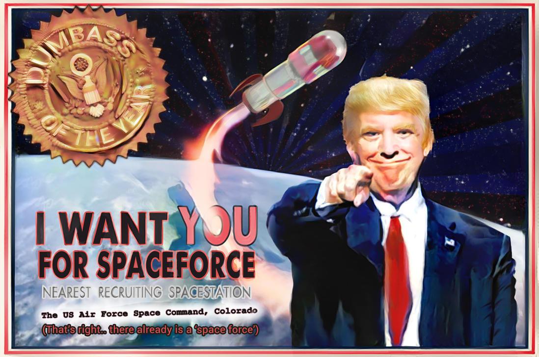 Spaceforce by SnoepGames