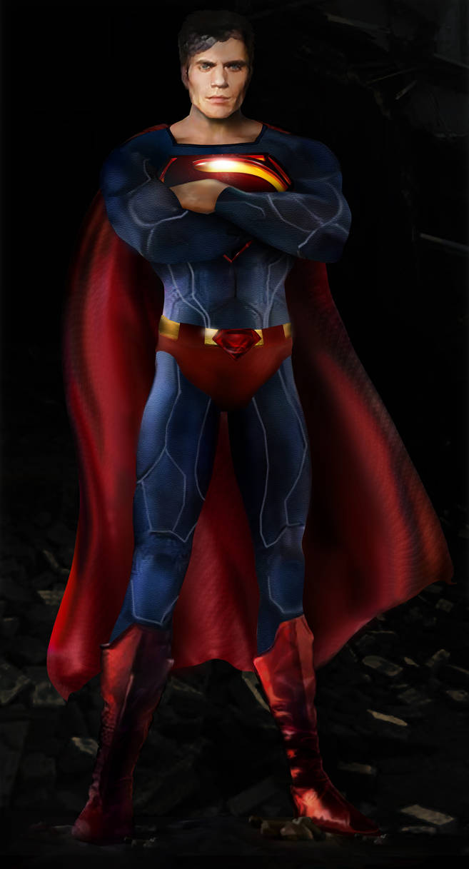 SupermanSuperman with red pants :)