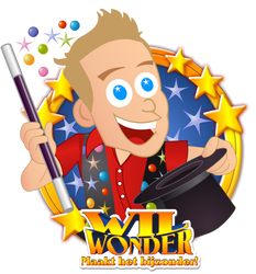 Wil wonder logo