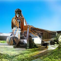 Organic House of the future.