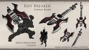 Riff Breaker MH4U