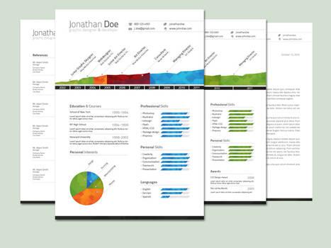 Trendyme Premium Resume Template