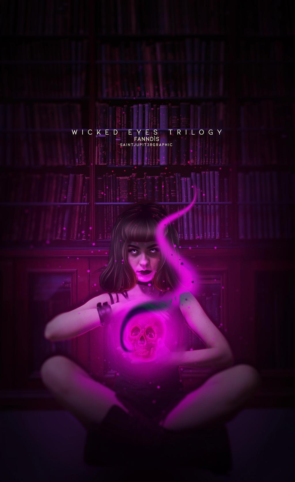 Fanndis / Wicked Eyes SAGA (MY OC)