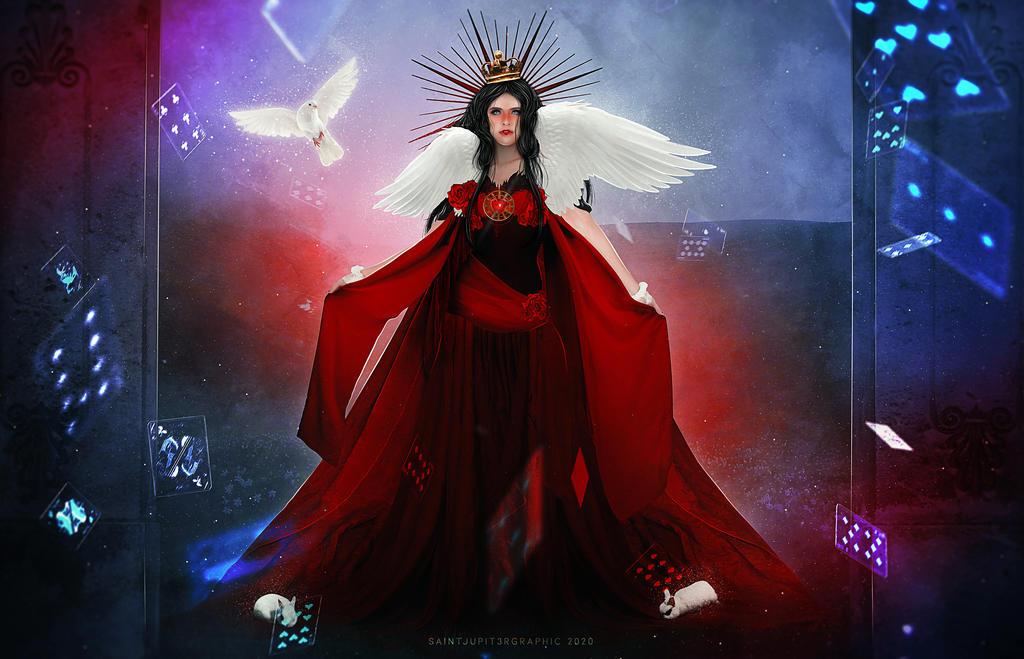 A Queen is born / Manip