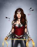 Alison Brie - Wonder Woman