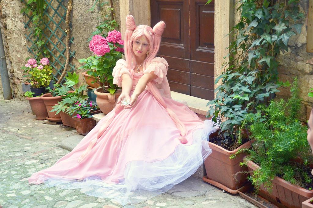 Princess Usagi Small Lady Serenity by Lady-Ragdoll