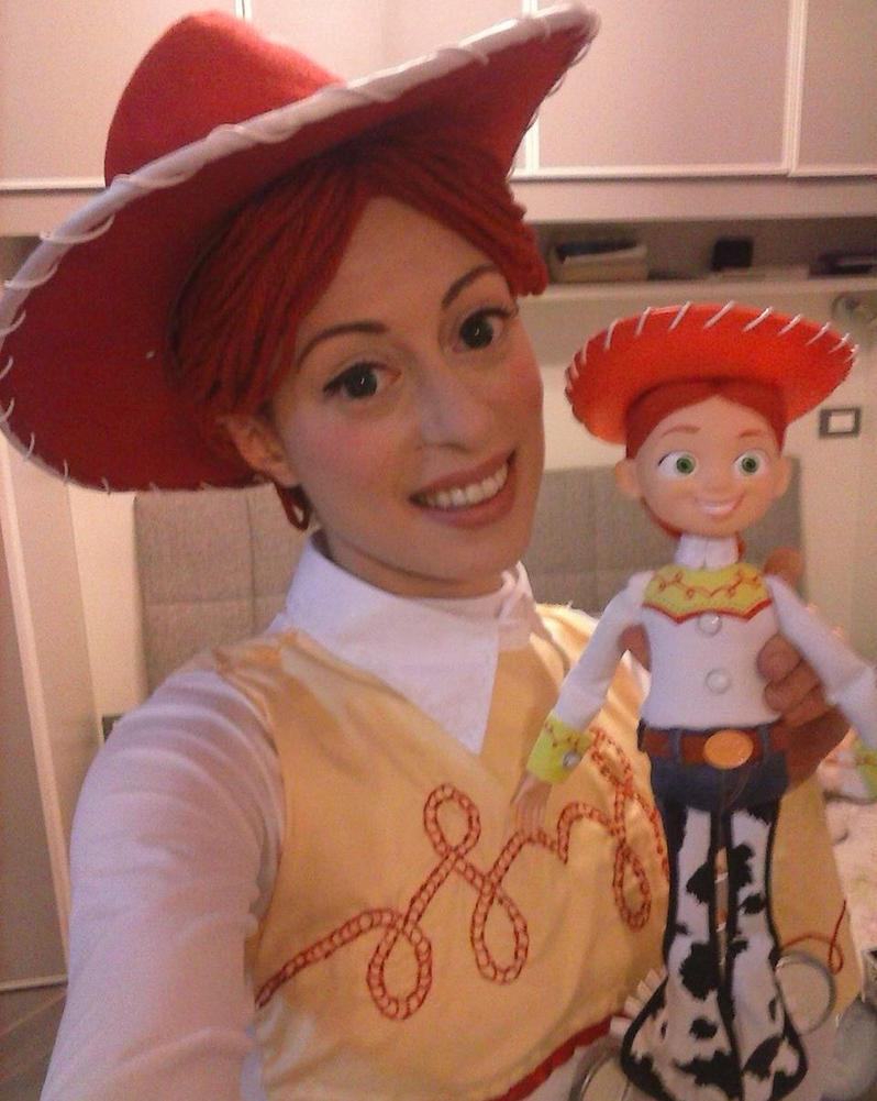Jessie , Toy Story by Lady-Ragdoll