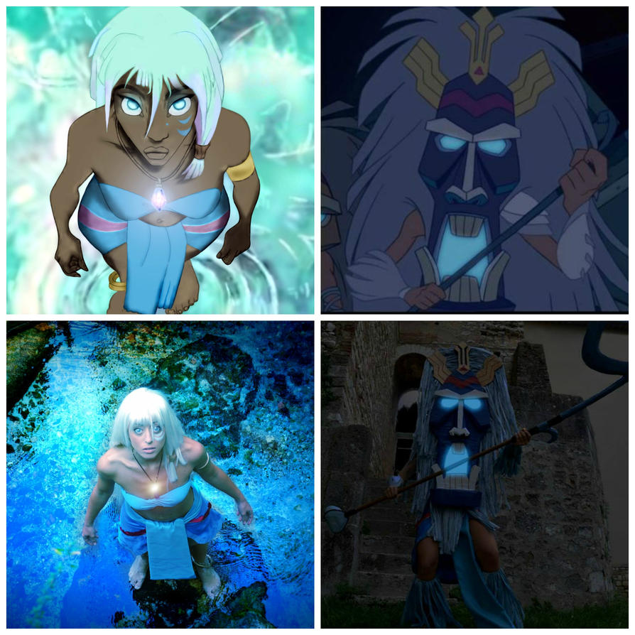 Kida -Atlantis by Lady-Ragdoll