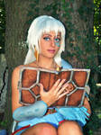 Princess Kidagakash-Atlantis the lost empire