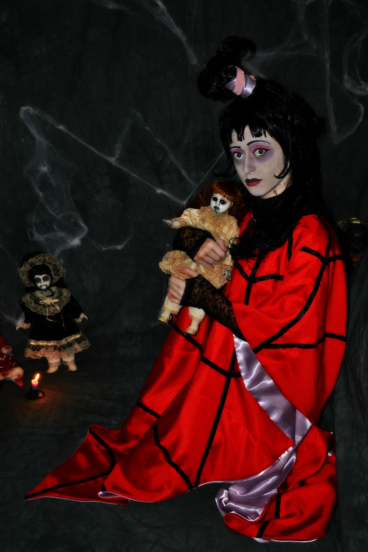 Lydia by Lady-Ragdoll