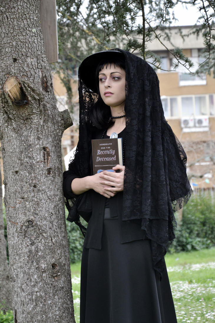Lydia Deetz-Big Dark Room by Lady-Ragdoll