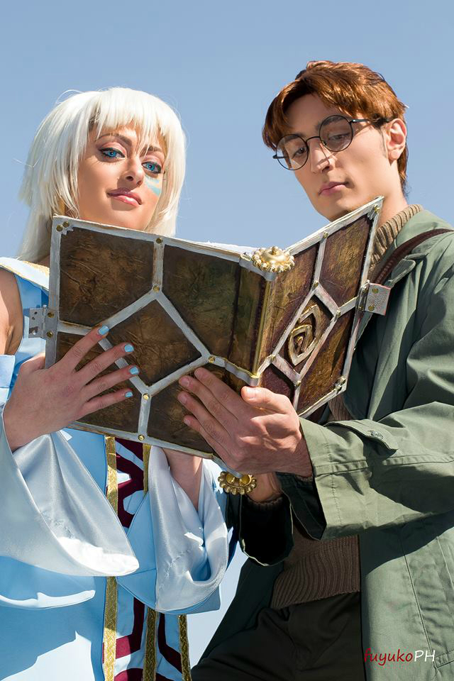 Queen Kida and Milo Thatch by Lady-Ragdoll