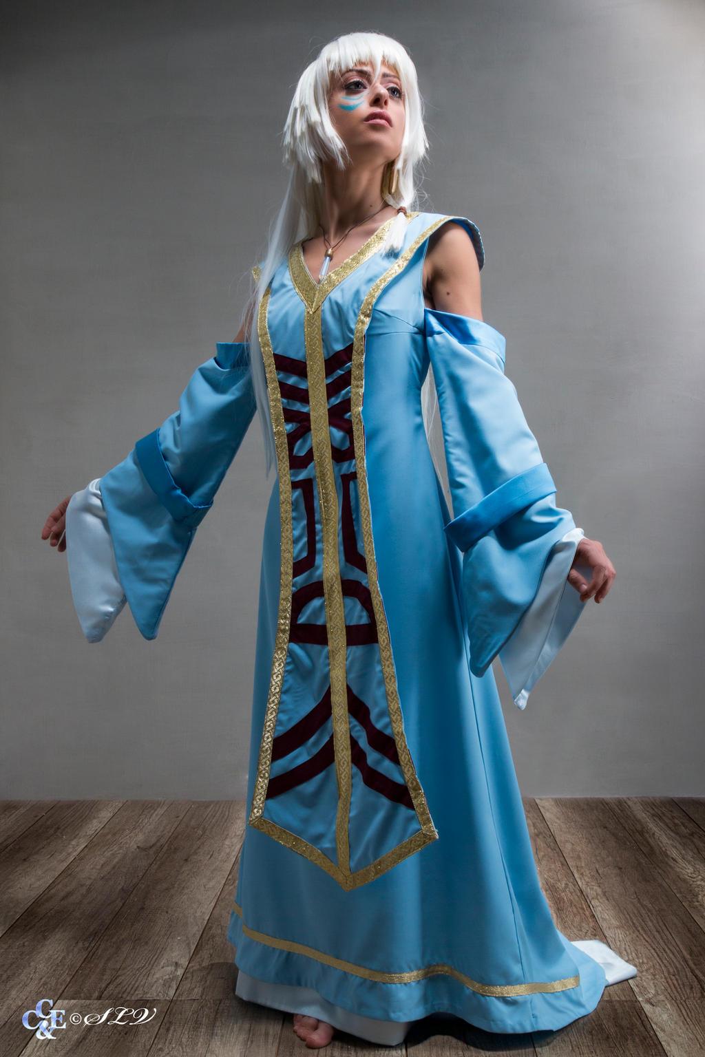 Queen Kidagakash/ Atlantis the lost empire by Lady-Ragdoll ...