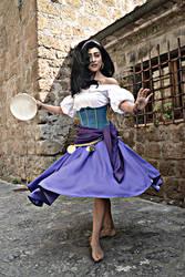 dance Esmeralda
