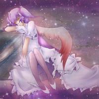 Lonely Goddess by KurokoriOkami