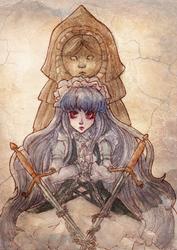 Holy Girl by KurokoriOkami