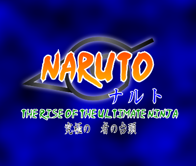 Naruto TROTUN Cover Book by alvarobmk123