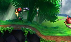 Wii Fit Trainer vs. Eggrobo